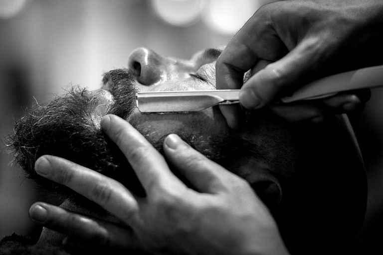 Academia de peluqueria de caballeros.